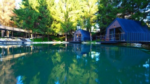 Ferienanlage Plitvice Holiday Resort Landesinnere