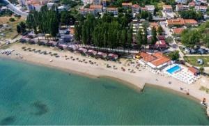 Terrain de camping Galeb Dalmatie