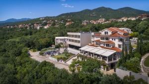 Szálloda Villa Kapetanovic Kvarner-öböl