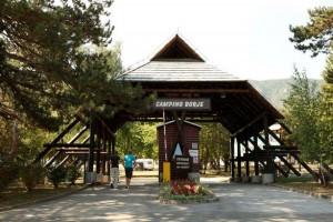 Campingplatz Borje Landesinnere
