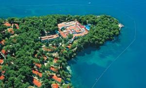 hotel Village Galijot Plava Laguna Istra