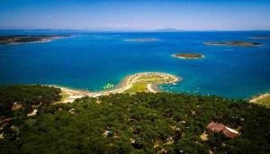 Campingplatz Arena Stupice Istrien