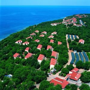 Ferienanlage Solaris Camping Resort Apartments Istrien