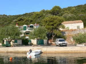 house Lastovo Island 183474