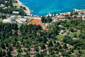 Complexe touristique Laguna Park Istrie