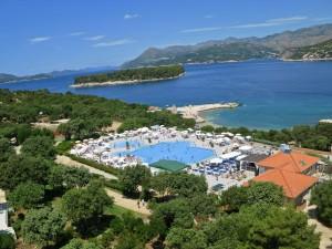 Hotell Valamar Club Dubrovnik Dalmatien