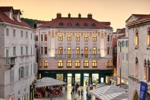 Hotel Piazza Heritage Dalmácie