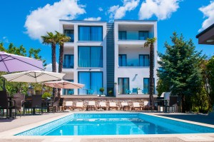 Hotel Villa Bozikovina Dalmatien