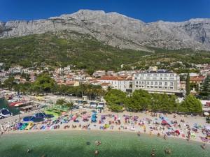 Hôtel Grand Hotel Slavia Dalmatie