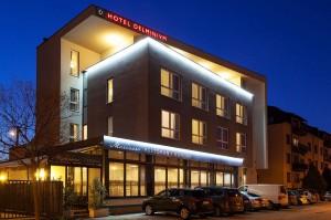Hotel Delminivm wnętrze kraju