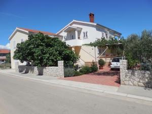 Hiša Nin, Klanice 187962 Dalmacija