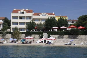 Pension Villa Rosa Dalmatien