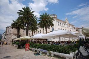 Hotel Villa Fontana Dalmatien