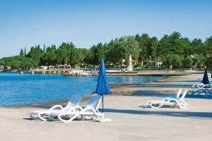 Semesteranläggning Villas Laguna Park Istrien
