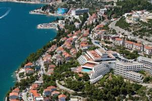 Szálloda Grand Hotel Neum Dalmácia