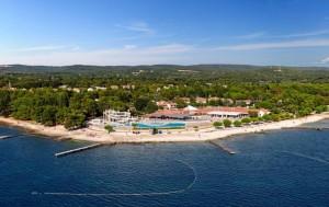 Ferienanlage Villas Rubin Istrien