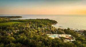 Campingplatz Aminess Park Maravea II Istrien