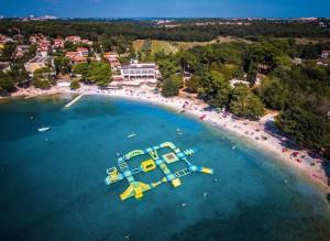 dovolenkové zariadenie Centinera Resort Istria