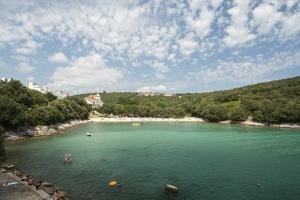 turistični kompleks Hostin Duga Uvala Istra