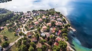 complesso turistico Croatia Camp Pirovac Dalmazia