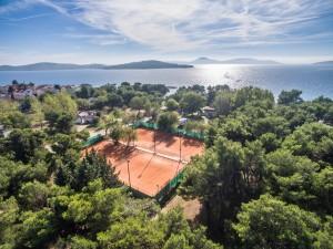 turistični kompleks Croatia Camp Vodice Dalmacija