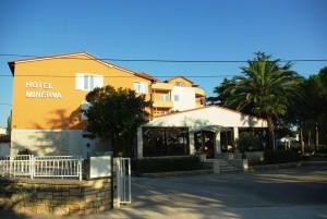 Hotel Minerva Istrien
