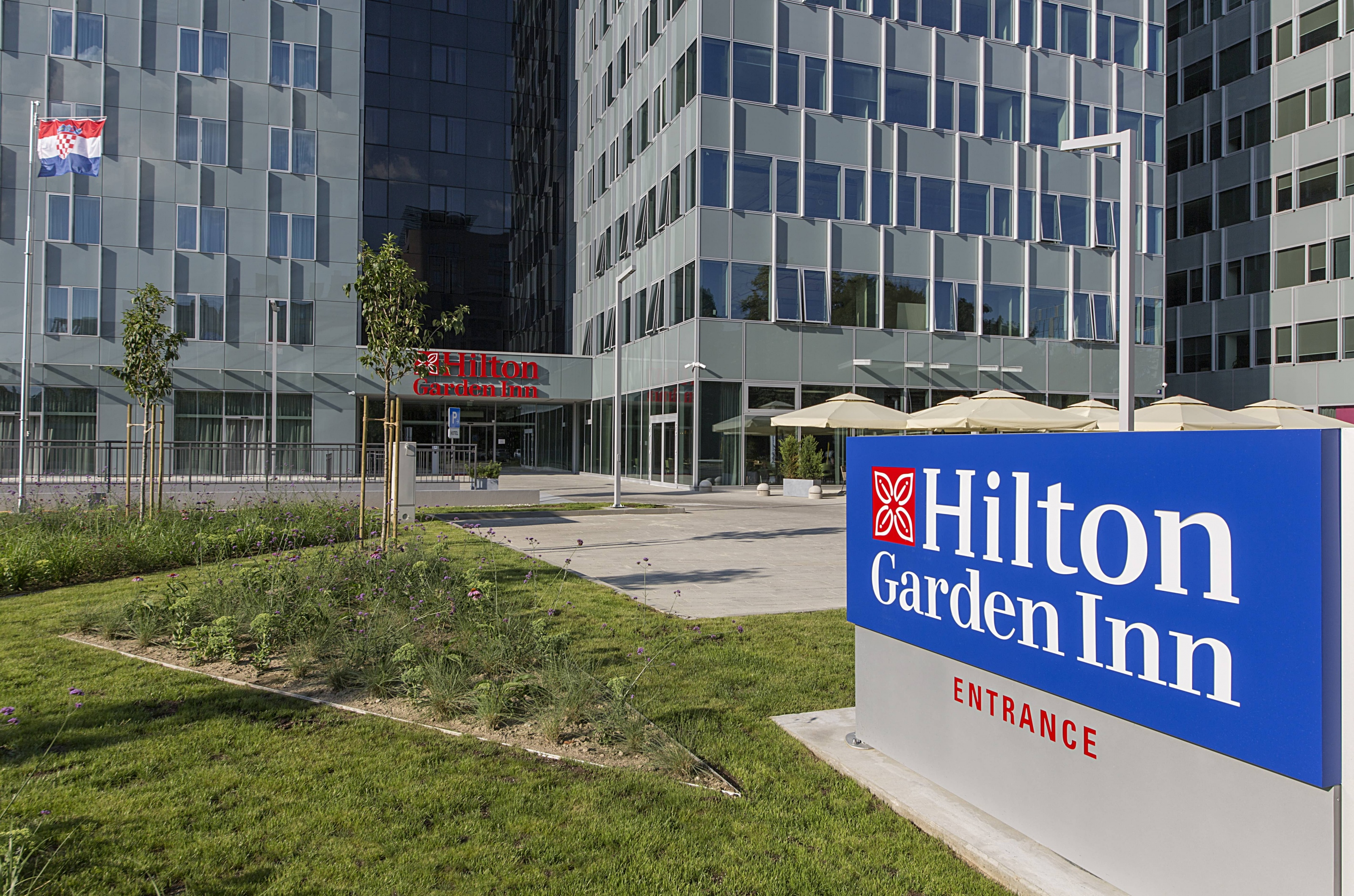 Hotel Hilton Garden Inn Zagreb Zagreb Inland Croatia Double Rooms Double Bed Standard Adrialin