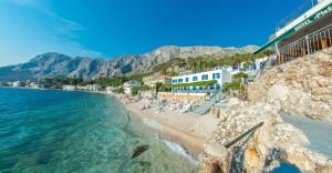 Hotel Beach Hotel Dalmatien