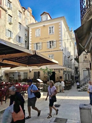 Hotel Plaza Marchi Heritage Old Town Dalmatien