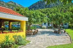 turistični kompleks Bonaca Dalmacija