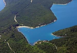 Campingplatz Tunarica  Camping Istrien