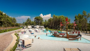 Kemping Santa Marina Boutique Camping Isztria