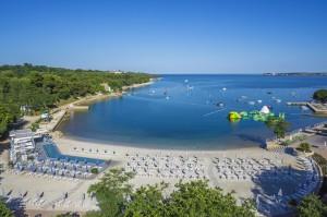 Camp site Lanterna Premium Camping Resort By Valamar Istria