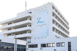 Hotel Hotel Zagreb Dalmácia