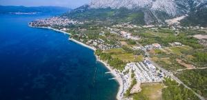 Terrain de camping Autocamp Lavanda Dalmatie