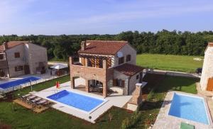 Počitniška hiša Istra