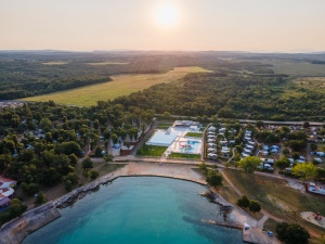 Campingplatz Kamp Park Umag Istrien