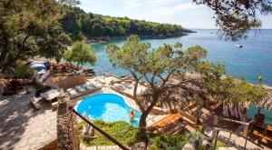 Üdülőfalu Wine Resort Adriatic Dalmácia