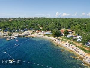 Camp site Solaris Naturist Istria