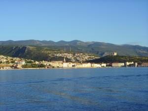 Hafen von Senj